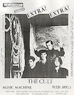 The Cult Handbill