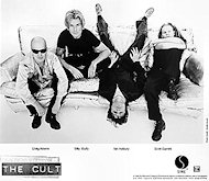 The Cult Promo Print