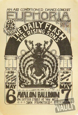 The Daily Flash Handbill