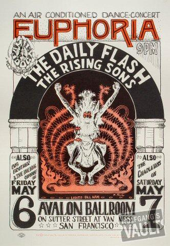 The Rising Sons Poster