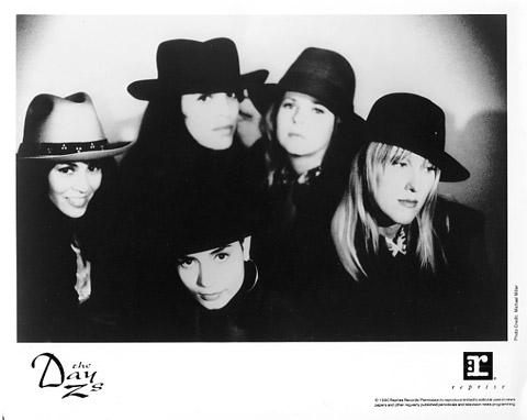 The Day Z's Promo Print
