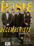 The Decemberists Paste Magazine