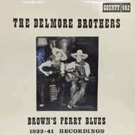 The Delmore Brothers Vinyl