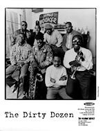 The Dirty Dozen Promo Print