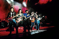 The Doobie Brothers BG Archives Print