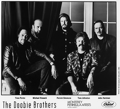The Doobie BrothersPromo Print