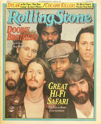 The Doobie Brothers Rolling Stone Magazine