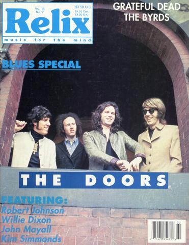 The DoorsMagazine