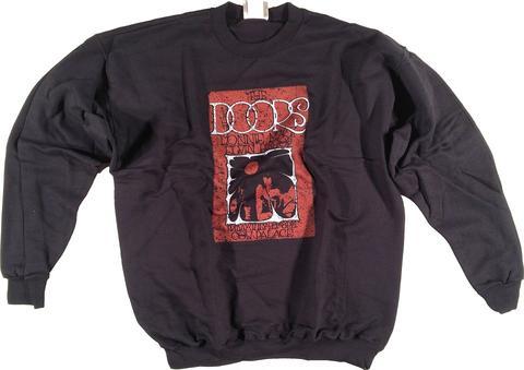 The Doors Men's Hoodie/Sweatshirt