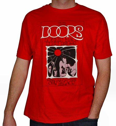 The Doors Men's Retro T-Shirt