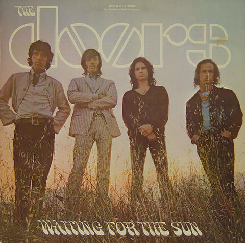 The Doors Vinyl (Used)