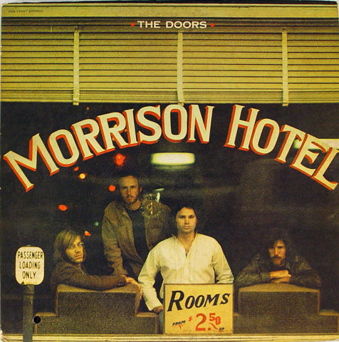 The Doors Vinyl (Used)