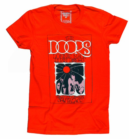 The Doors Women's Retro T-Shirt