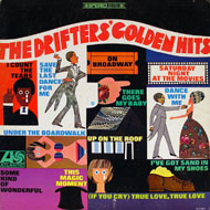 """The Drifters' Golden Hits Vinyl 12"""" (Used)"""