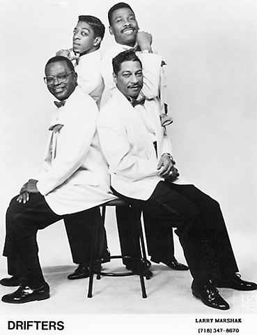 The Drifters Promo Print