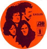 The Eagles Sticker
