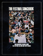 The Festival Songbook Book