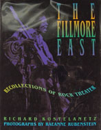 The Fillmore East Book