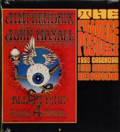 The Fillmore Posters Wall Calendar