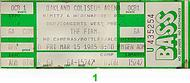 The Firm 1980s Ticket