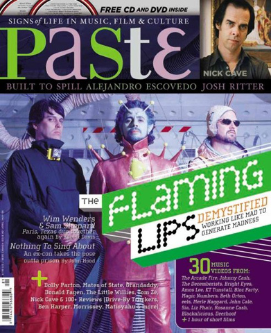 The Flaming Lips Paste Magazine
