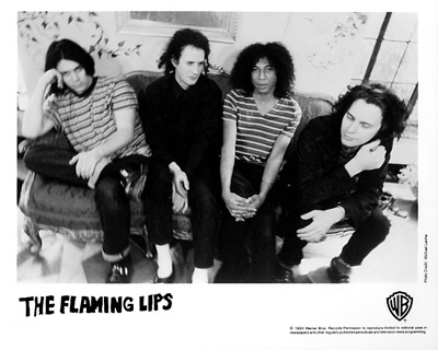 The Flaming Lips Promo Print