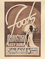 The Fools Handbill