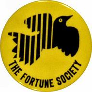 The Fortune Society Vintage Pin