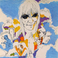 "The Four Sides of Melanie Vinyl 12"" (Used)"