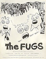 The Fugs Handbill