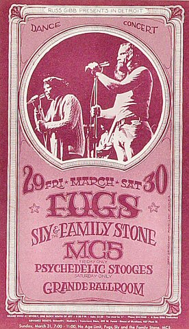 The Fugs Postcard