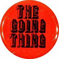 The Going Thing Vintage Pin