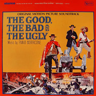 "The Good, The Bad And The Ugly Vinyl 12"" (Used)"