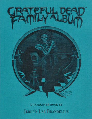 The Grateful Dead Family Album Handbill