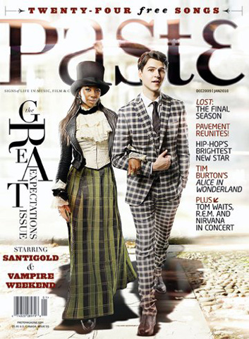 The Great Expectations Issue Paste Magazine