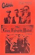 The Guy Forsyth Band Poster