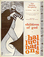 The Hallucinations Poster
