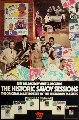 The Historic Savoy Sessions Poster