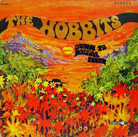 The Hobbits Vinyl (Used)