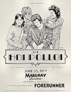 The Hoi Polloi Handbill