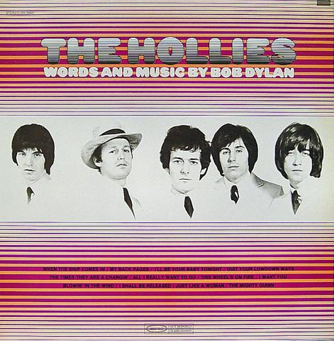 The Hollies Vinyl (Used)