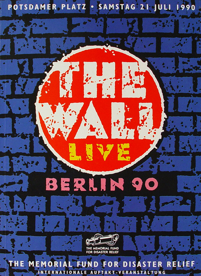 The wall live in berlin концерт история концерта