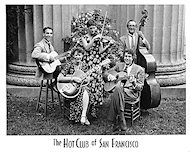 The Hot Club of San Francisco Promo Print