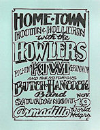 The Howlers Handbill