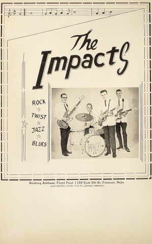 The Impacts Poster