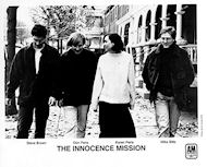 The Innocence Mission Promo Print