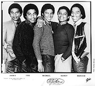 The Jackson 5 Promo Print