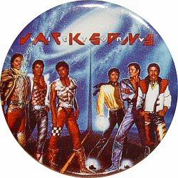 The JacksonsVintage Pin