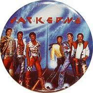 The Jacksons Vintage Pin