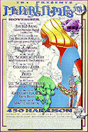 The JGB Band Poster